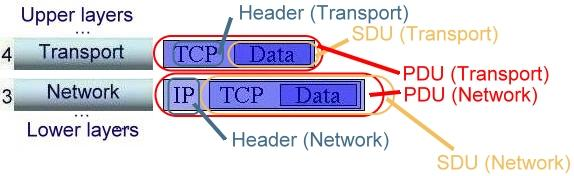Data Unit and Header